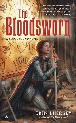 Review: The Bloodsworn by Erin Lindsey
