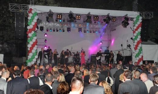 beim Fest des Westens 2009 in der Landesvertretung Nordrhein-Westfalen in Berlin.