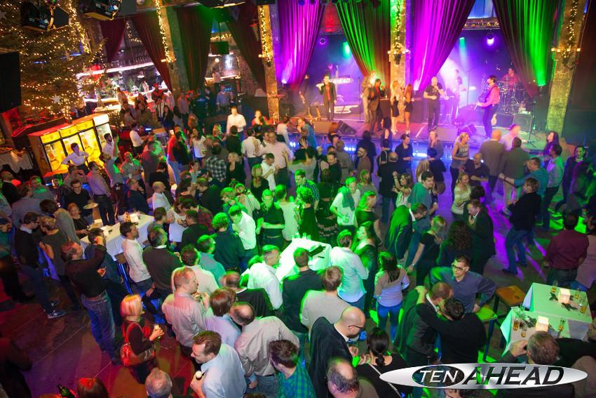 Liveband NRW, Coverband, Partyband, ten ahead, tenahead, koeln, Köln, NRW, Halle Tor 2
