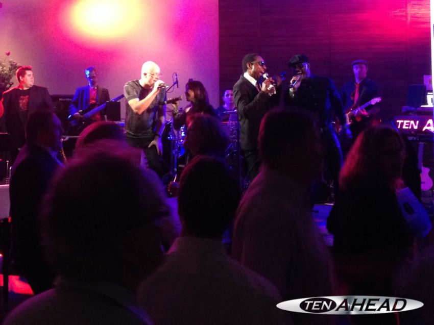 Liveband Düsseldorf, Coverband,  Partyband, ten ahead, koeln, Köln, NRW
