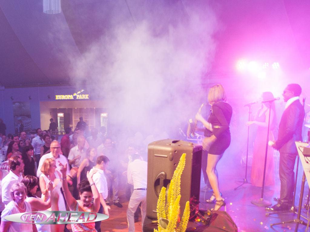 Partyband, Liveband, Coverband, ten ahead, koeln, Köln, NRW, Showband, tanzband,europapark rust, deutsche vermögensberating