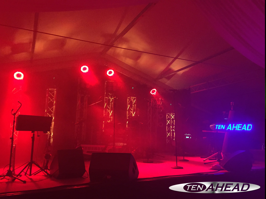 Partyband Dortmund, Coverband, Liveband, Showband, Ten Ahead