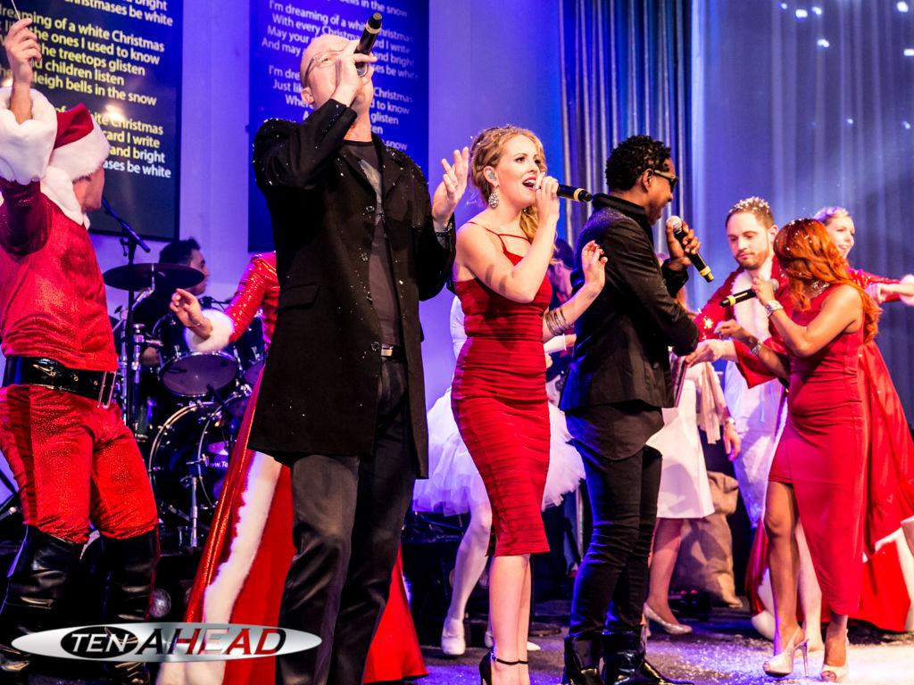 Partyband, Liveband, Coverband, ten ahead, koeln, Köln, NRW, Showband, tanzband,ece, hamburg, volksbankarena