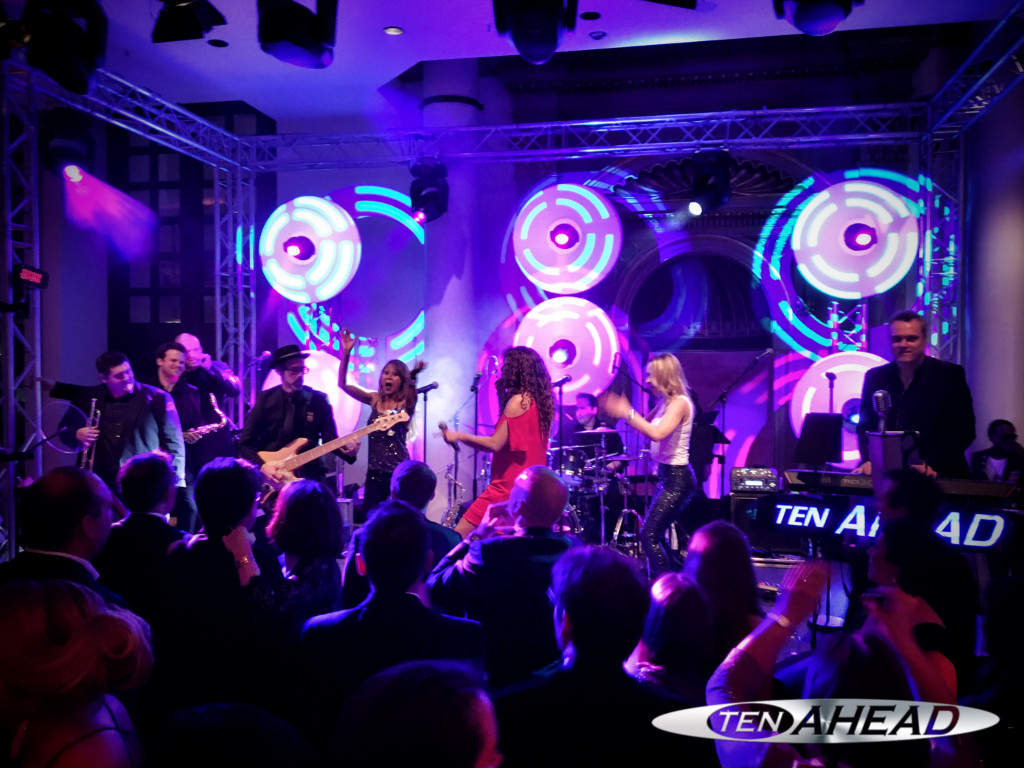 Liveband Frankfurt, Partyband Köln, Showband NRW, JUVE Award 2016, Alte Oper
