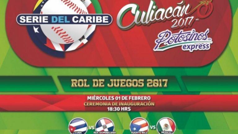 Calendario De La Serie Del Caribe 2017 Tenarenses