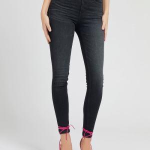 jeans skinny push up glitter