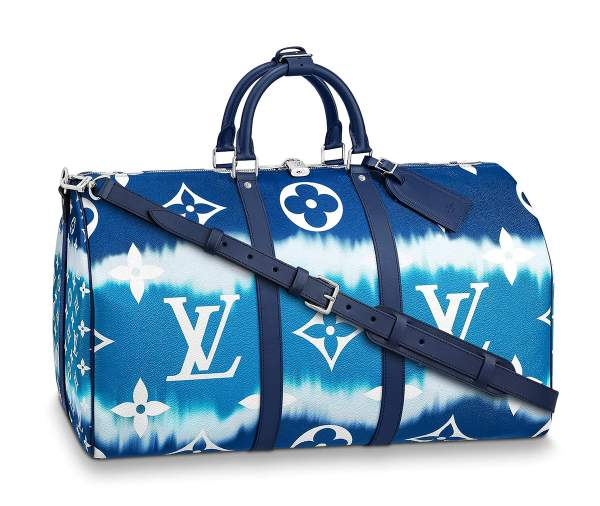 Louis Vuitton Escale-Keepall Bandouliere 50
