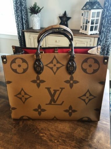 Avis Louis Vuitton Onthego & commentaires