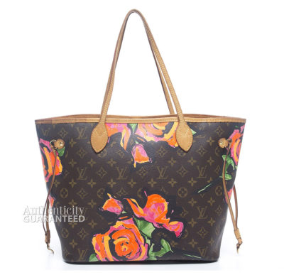 Louis Vuitton Graffiti Roses Neverfull Tote, 2 309 $ via Bluefly
