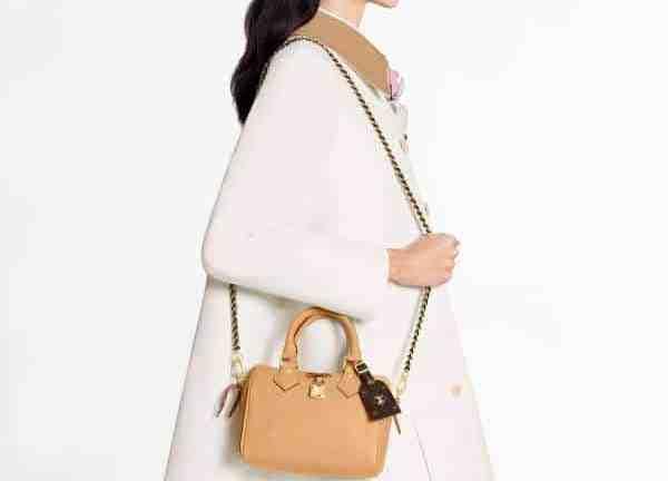 L'icône de Louis Vuitton, Speedy, fait peau neuve pour le printemps 2020