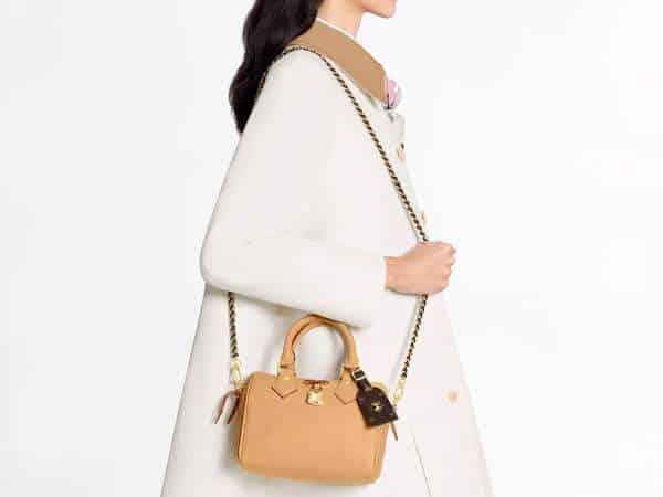 Louis Vuitton Speedy BB, l'icône fait peau neuve pour le printemps 2020