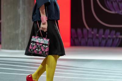 collection automne hiver 2020 des sacs à main de Prada