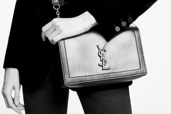 Présentation du Book Bag Saint Laurent