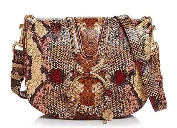 Nos sacs préférés en peau de serpent disponibles dès maintenant