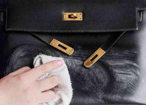Entretenir un sac en cuir