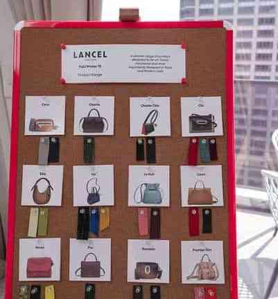 Lancel Sacs à main et porte-monnaie