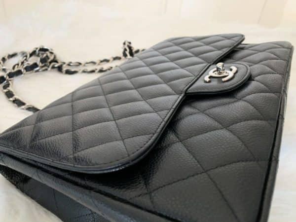 Sac à rabat Chanel Jumbo Classic