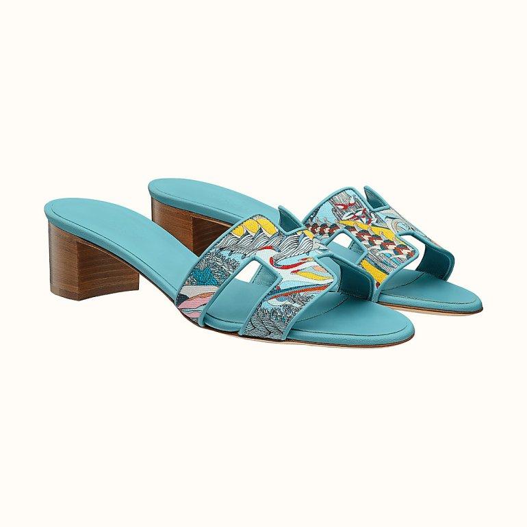 Sandales oasis