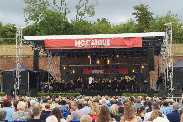 Le-Havre. Au Havre, le festival MoZ'aïque de retour aux Jardins suspendus