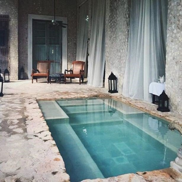 balneario y spa de lujo