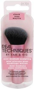Brocha de maquillaje para esculpir y contorneado facial