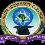 Alupe University College tender