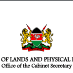 Ministry of Lands and Physical Planning TENDERS 2021