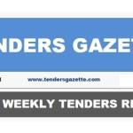 Tenders Gazette July 23 2021 copy