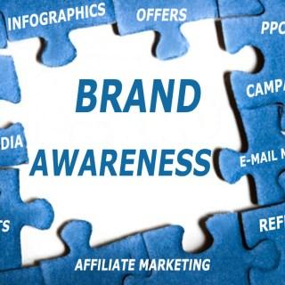Brand awareness marketing