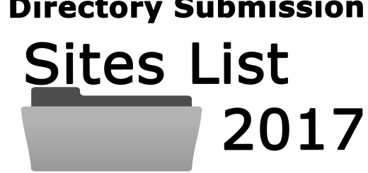 Directoy Submission sites list 2017