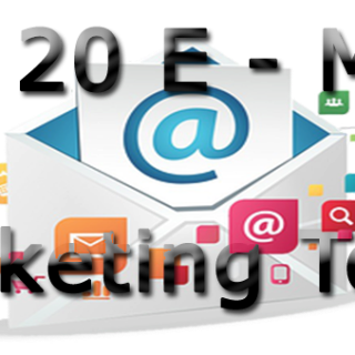 Top twenty email marketing