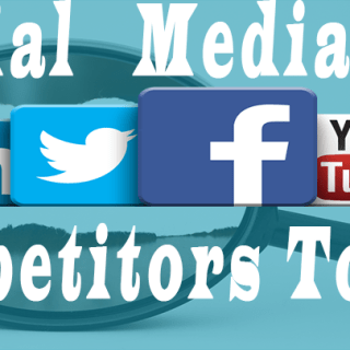 Social Media Competitors analysis tools