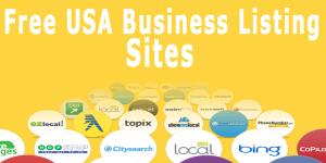 USA business listing sites