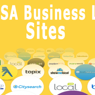 USA business listing sites