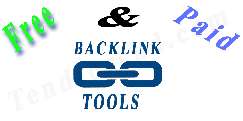 Free Backlink checker tools