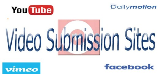 Video-submission-sites
