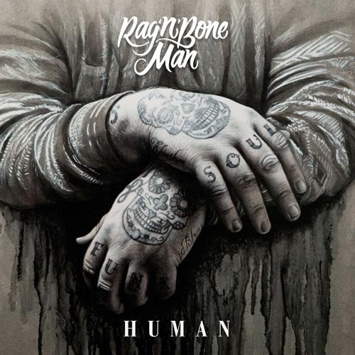Image result for rag n bone man human album cover