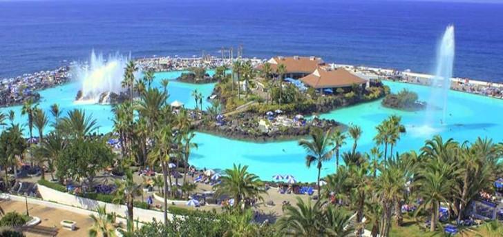 Volo E Hotel A Tenerife