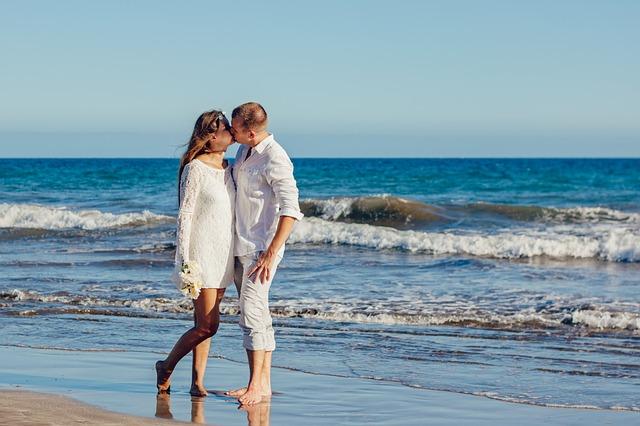 Sposi, Matrimonio a Tenerife