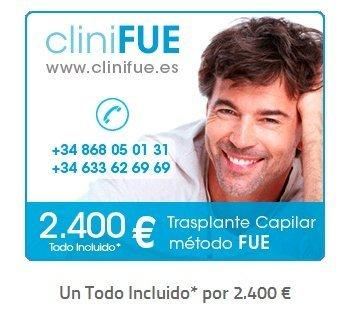 2400€ cliniFUE