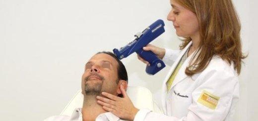 Cura de la calvicie, inyecciones