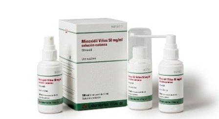 Minoxidil - Todo sobre Minoxidil