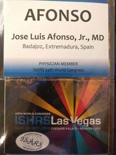 Congreso ISHRS Las Vegas