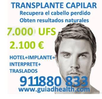 Más folículos Guiad Health