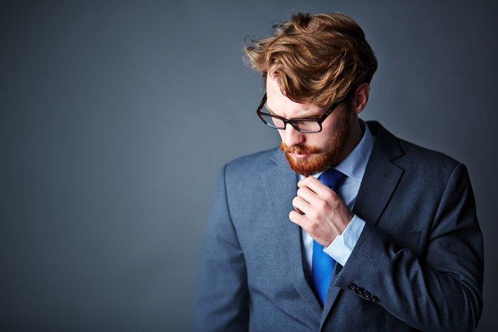 Alopecia areata en la barba
