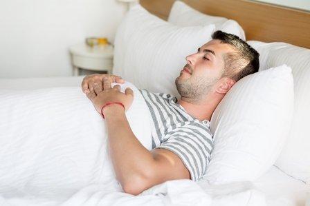 3 cosas saber dormir injerto pelo