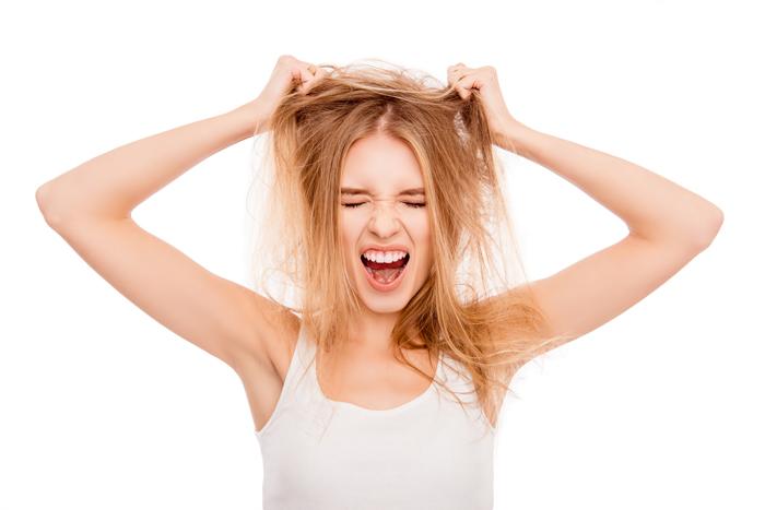causas de la perdida de cabello en la mujer