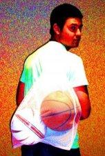 Balls 2007 poster shot. Adam Goldhammer.