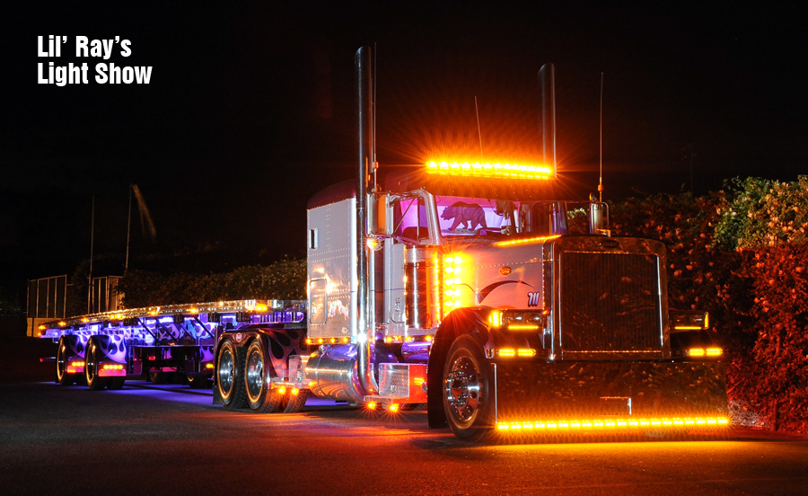 Big Rig Truck Show Gallery