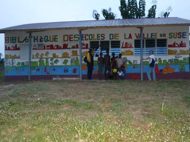 La Bibliothèque des écoles de la Vallée de Suse